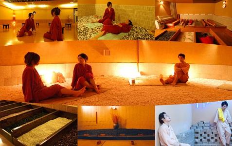 永山健康ランド 竹取の湯1