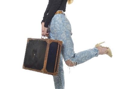 旅行の時に荷物を軽くしたい2