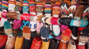 今流行のバブーシュってどんな靴?どんなファッションにあうの?