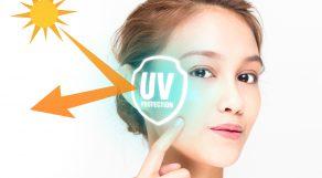 全身くまなくガード!爪、髪、目などパーツ専用UV対策グッズ