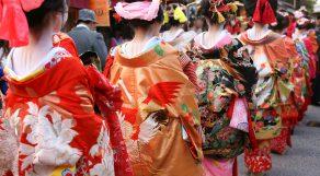 日本女子に生まれたなら憧れる…?花魁の本場京都で花魁になれるんです。